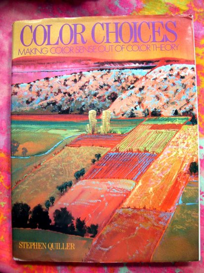 SOLD! Color Choices: Making Color Sense Out of Color Theory Book HC DEAL! ART / Artist Reference
