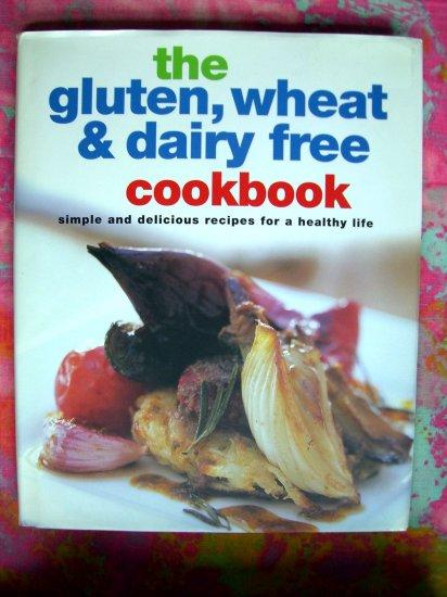 SOLD! Gluten, Wheat & Dairy FREE Cookbook Recipes HCDJ
