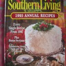 Southern Living Magazine 1995 Annual Recipe Cookbook HC  100's of Recipes!