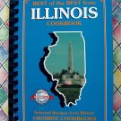 Best of the Best from Illinois: Selected Recipes from Illinois' Favorite Cookbooks IL Cookbook