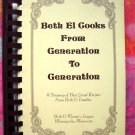 BETH EL JEWISH COOKBOOK 1983 COMMUNITY COOKBOOK Minneapolis, Minnesota