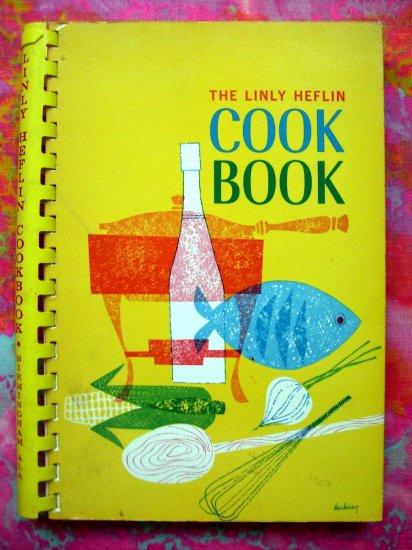 SOLD! Linly Heflin Cookbook (Cook Book) Vintage 1964 Birmingham Alabama (AL) Community