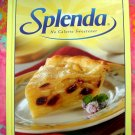SPLENDA No Calorie Sweetener Cookbook HC
