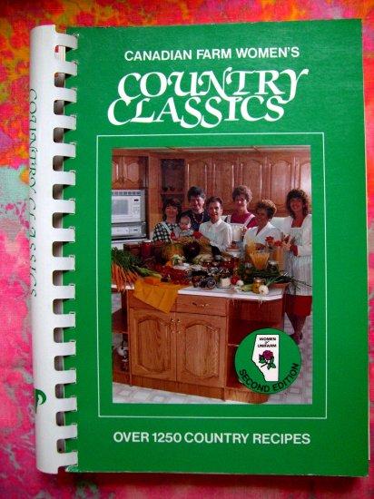Canadian Farms Cookbook