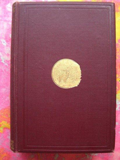 RARE ANTIQUE BOOK 1901 PERU HISTORY OF COCA INCAS & COCAINE