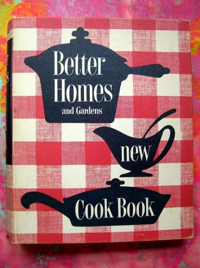 BHG Vintage Cookbook