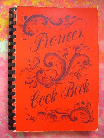 MASTER VINTAGE NORWEGIAN RECIPES COOKBOOK DECORAH IOWA 1969 IA