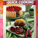 2007 Taste of Home Annual Cookbook QUICK COOKING Recipes HC  A Year's Worth of Recipes!