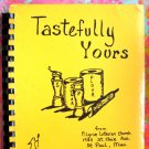 Tastefully Yours St Paul Minnesota MN Church Cookbook