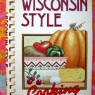 Wisconsin Style Community Cookbook 1980