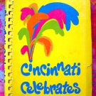 Cincinnati Celebrates Junior League Ohio Cookbook 1980 DEAL!