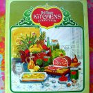 Vintage Del Monte Kitchens Cookbook 1972 1st Edition Retro Comfort Food Recipes 3 Ring Binder