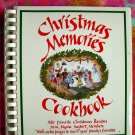 Christmas Memories Cookbook by Mystic Seaport Museum Stores Recipes 1990