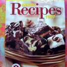Better Homes and Gardens ANNUAL Recipes 1997 HC Cookbook ~ A years worth of recipes!