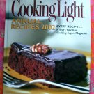 Cooking Light Annual 2002 Cookbook  900 RECIPES! A Years Worth of Recipes From Foodie Magazine