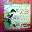 Madhur Jaffrey's World-of-the-East Vegetarian Cooking Cookbook Vintage 1984
