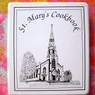 St Mary Church Cookbook Cascade Iowa IA ~~ 1100 Recipes!