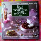Harrods Book of Chocolates & Other Edible Gifts by Gill Edden HC Cookbook  Recipes UK