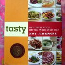 Tasty: Get Great Food on the Table Every Day by Roy Finamore HC Cookbook Beard Award Winning