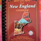 Best of the Best from New England: 500 Recipes from Favorite Cookbook Rhode Island CT MA VT NH