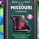 Best of the Best from MISSOURI Cookbook: 400 Selected Recipes from Missouri's Favorite Cookbooks
