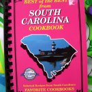 Best of the Best from South Carolina Cookbook Selected Recipes from South Carolina's Cookbooks
