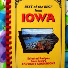 Best of the Best from IOWA (IA) Cookbook: Selected Recipes from Iowa's Favorite Cookbooks