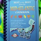 Best of the Best from the Mid-Atlantic Cookbooks 400 Recipes Cookbook New Jersey DE MD DC