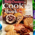 Betty Crocker's Cookie Book Cookbook ~ 250 Recipes of America's Best-loved Cookies HCDS 1st