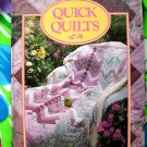Quick Quilts ~ Quilting Instruction Pattern Book