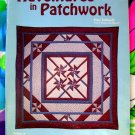 Adventures in Patchwork by Gay Imbach Autograph copy! Quilting Book