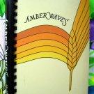 Amber Waves Cookbook Omaha Nebraska NE Junior Leauge ~  Vintage 1983