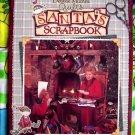 Santa's Scrapbook Debbie Mumm Christmas Quilt Quilting Projects Pattern Book