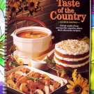 A Taste of the County Cookbook 8th Edition 100's From Scratch Recipes