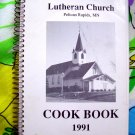 Pelican Rapids Minnesota Lutheran Church Cookbook ~ With Scandinavian Recipes!