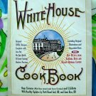 White House Cookbook 1996 Barbara Bush & Hillary Rodham Clinton Recipes Soft Cover