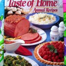 Taste of Home Annual Recipes 2001 HC Cookbook A Year's Worth of Recipes! 500 in all