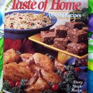 Taste of Home Annual Recipes 2000 HC Cookbook A Year's Worth of Recipes! 500 in all