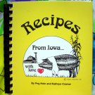 Recipes from Iowa Cookbook
