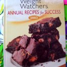 Weight Watchers Annual Cookbook 2003 ~ Years Worth of Recipes HC