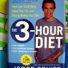 3-Hour Diet: How Low-Carb Diets Make You Fat and Timing Makes You Thin Diet Book  Jorge Cruise