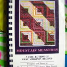 Mountain Measures:  Collection of Recipes Junior League  West Virginia Cookbook