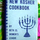 New Kosher Cookbook Jewish Recipes Minneapolis MN