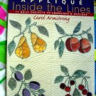 Applique Inside the Lines Quilt Projects Book ~ Quilting Instruction
