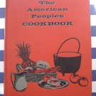 Vintage 1956 AMERICAN PEOPLES COOK BOOK Cookbook Culinary Arts Institute HC 1000's Recipes!