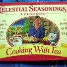 Cooking With Tea Celestial Seasonings Cookbook  Over 100 Healthy & Delicious Recipes