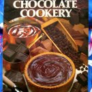 Vintage 1978 Mable Hoffman's Chocolate Cookery Cookbook Dessert Candy Recipes Classic