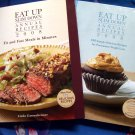 Lot ~ Eat Up Slim Down  2008 Annual Cookbook  250 Recipes Loose Weight Diet