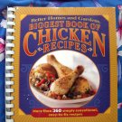 Better Homes and Gardens Biggest Book of 360 Chicken Recipes  SC Cookbook