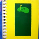 Second Round, Tea-Time at the Masters: Tea-time at the Masters Junior League Cookbook